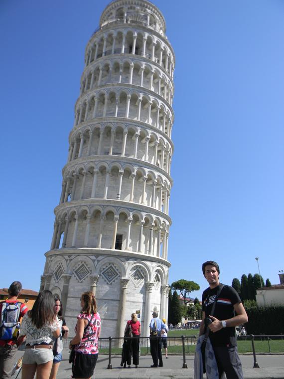 Pisa Kulesi, Pisa Tower
