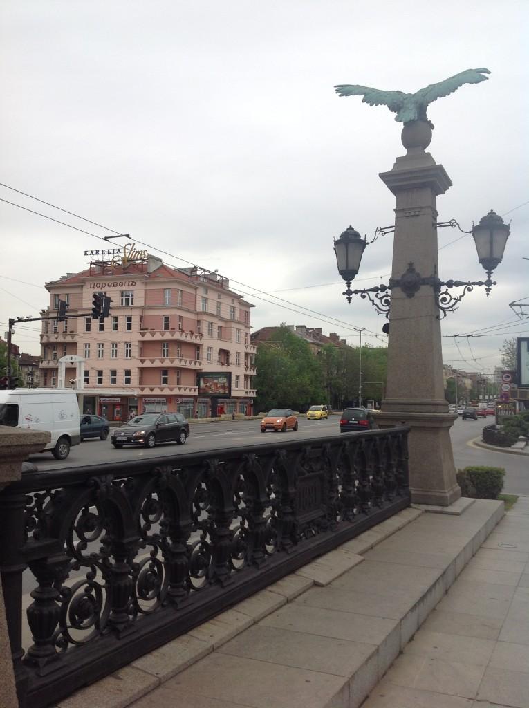 Kartallı Köprü, Sofya