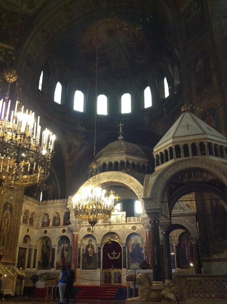 Aleksander Nevski Kilisesi, Sofya