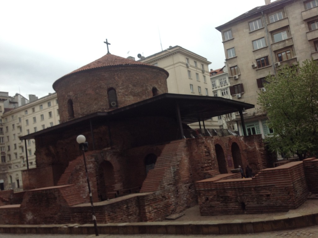 Aziz George Rotunda Kilisesi, Sofya