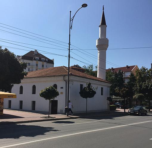 Niş İslam Ağa Camii, Sırbistan