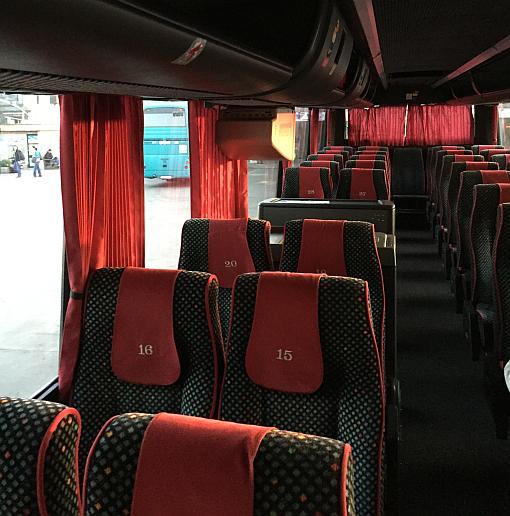 20 yıl Önceki Şehirlerarası Otobüsler Gibi