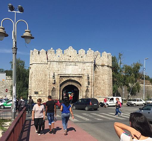 Niş Şehiriçi, Kale Bölgesi, İstanbul Kapısı, Sırbistan