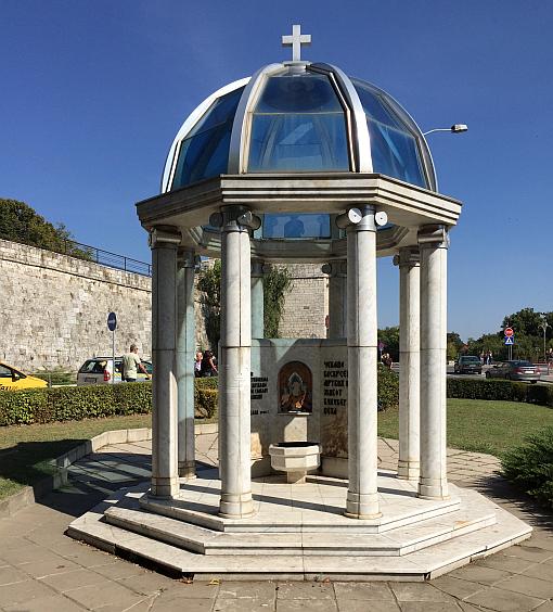Niş Şehiriçi, NATO Anıtı, Sırbistan