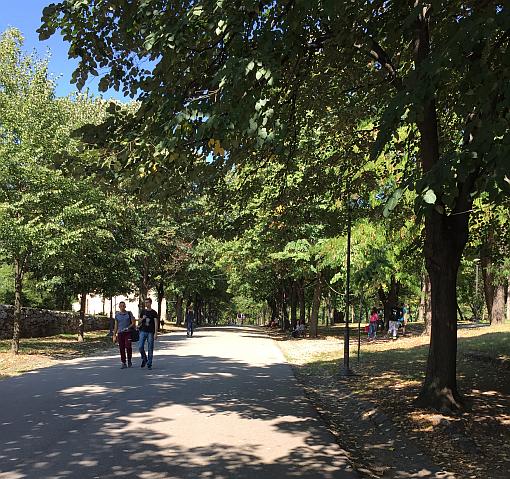 Niş Şehiriçi, Kale Bölgesi, Sırbistan