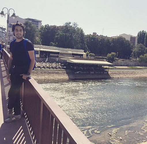 Niş, Nişava Nehri Üzerinde