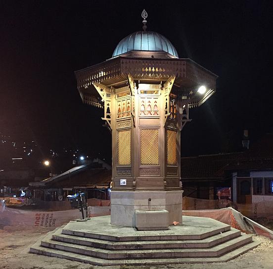 Sebil, Saraybosna