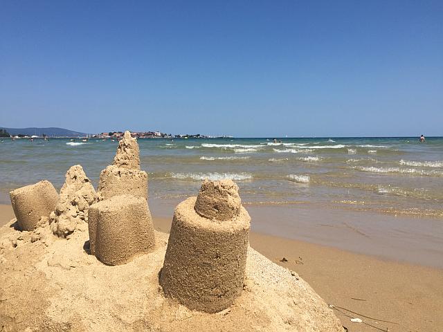 Nessebar Güney Plajı, Bulgaristan