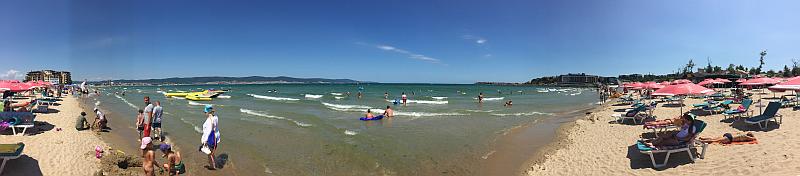 Nessebar Kuzey Plajı