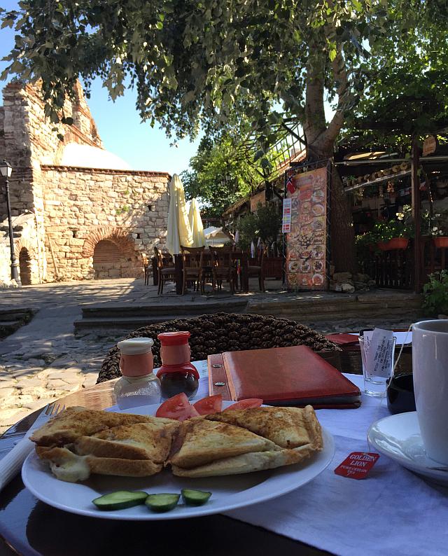 Kahvaltı, Nessebar, Burgas