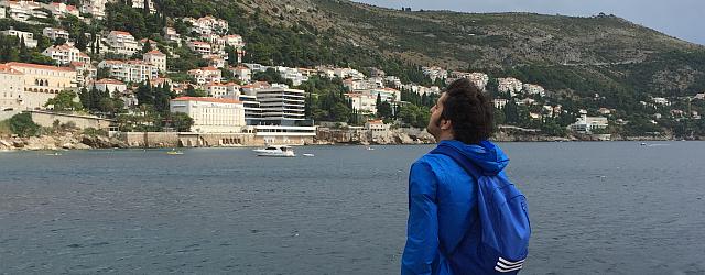 Rüzgara Karşı Alınmış Hatıram, Dubrovnik
