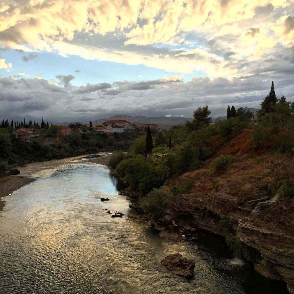 Moraca Nehri, Podgorica