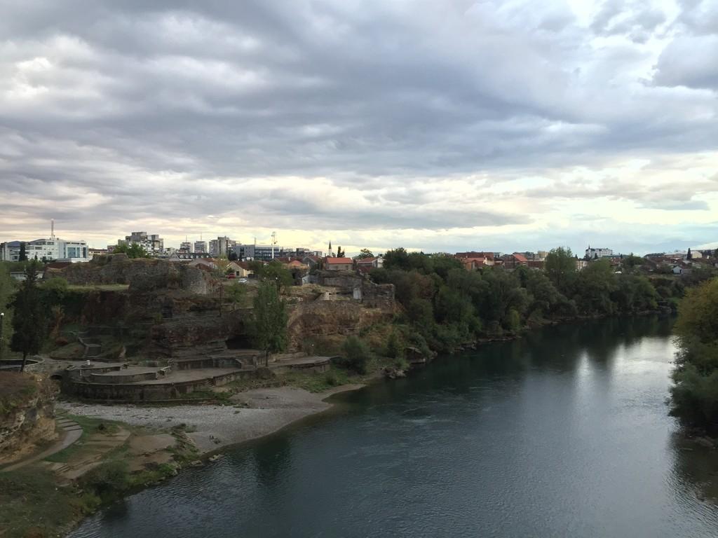 Moraca Nehri üzerinde Harabeler, Podgorica