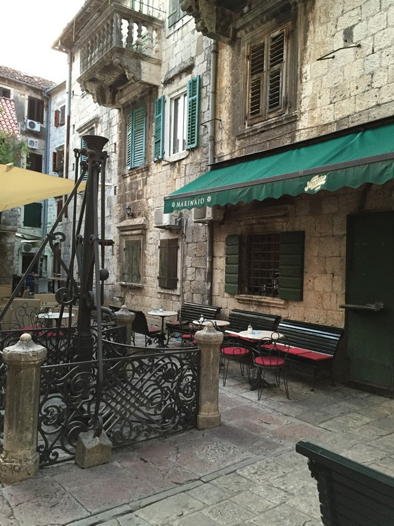 Emme basma Tulumba, Eski Şehiriçi Kotor