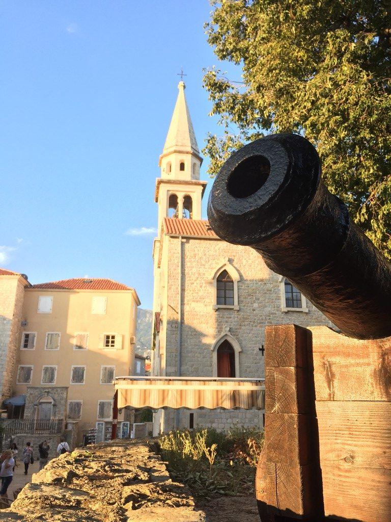 Eski Şehir içi, Budva