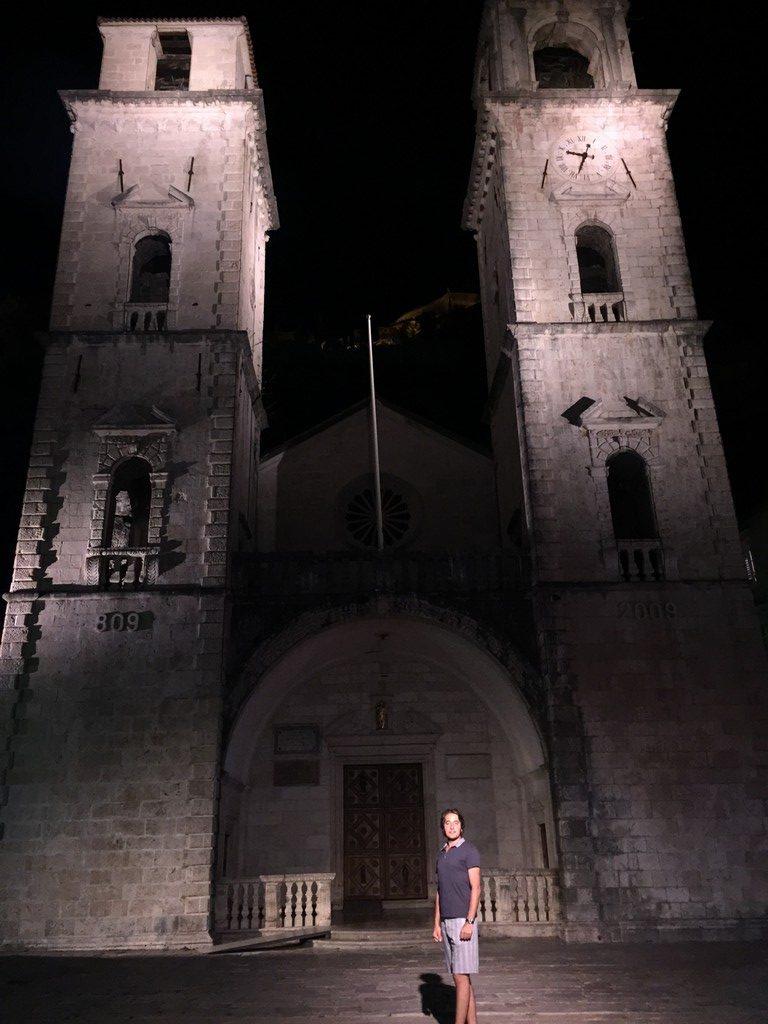 Roman Katolik Katedrali, Saint Tryphon, Kotor