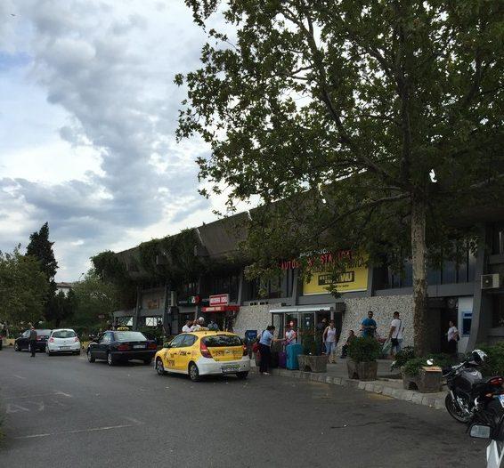 Podgorica Otobüs Terminali