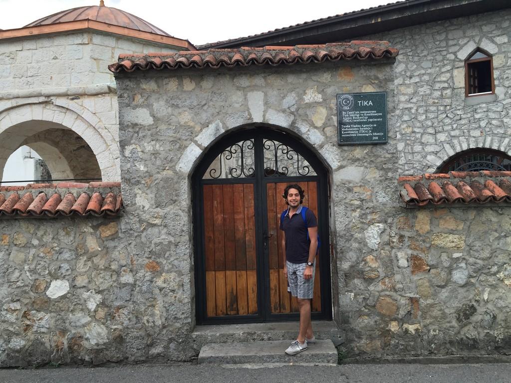 Osmanağa Camii, Podgorica