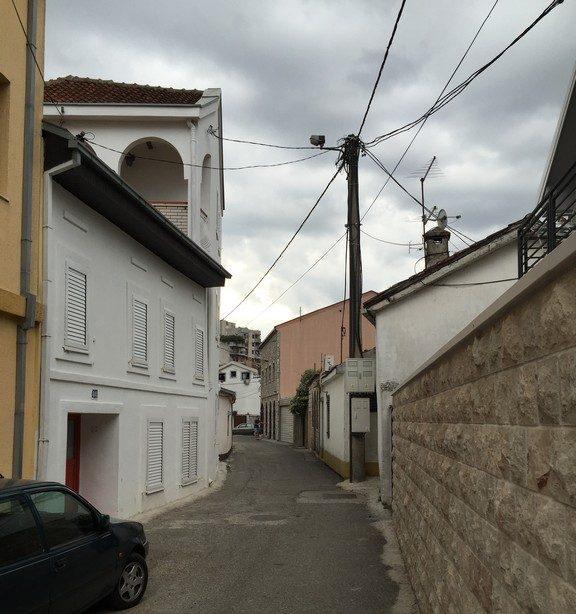 Eski Şehir Sokakları, Osmanağa Camii Civarı