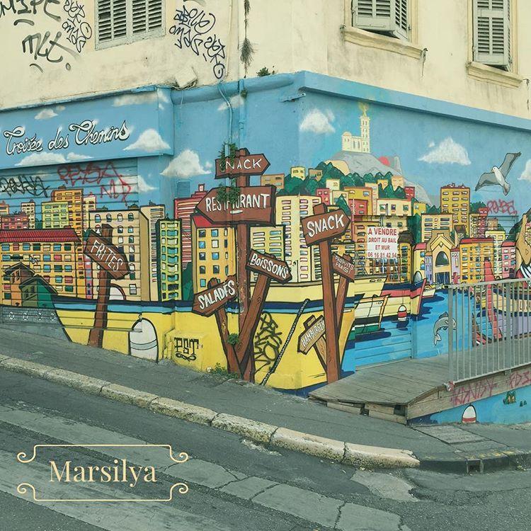 Marsilya Yazısı Kapak